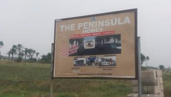 Land at Peninsular Homes 2. Ibeju-lekki, Lagos., Peninsular Homes 2, Akodo-ise Road, Akodo Ise, Ibeju Lekki, Lagos, Residential Land for Sale