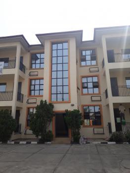Serviced 3 Bedroom Flat with a Room Bq, Lekki Phase 1, Lekki, Lagos, Flat for Rent