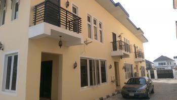 Nicely Built Three Bedroom Terrace House, Ologolo, Lekki, Lagos, Terraced Duplex for Rent