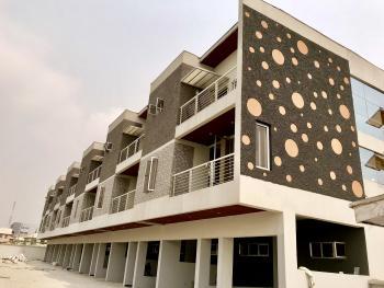 Four Bedroom Terrace with a Room Bq, Ikate Elegushi, Lekki, Lagos, Terraced Duplex for Sale