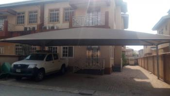 Distress Sale 4 Bedroom Semi Detached Duplex in an Estate, David Ejoor Crescent, Gudu, Abuja, Semi-detached Duplex for Sale