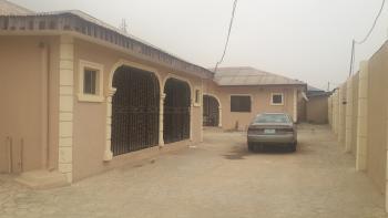 Nice 2 Bedroom Flat, Renecon Road, Along Bayeku Road, Igbogbo, Ikorodu, Lagos, Self Contained (studio) Flat for Rent