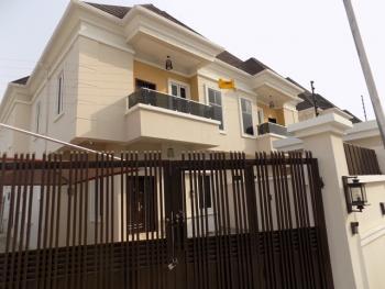 Luxury 4 Bedroom Semi Detached Duplex with En Suite Bq, Chevron Drive, Chevy View Estate, Lekki, Lagos, Detached Duplex for Sale