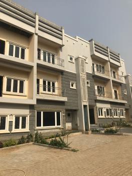 Selling  4 Bedroom Terrace Duplex with Bq  with Good Road Network, Mabuchi, Abuja, Terraced Duplex for Sale