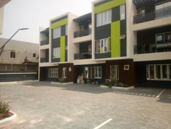 Luxury and Serviced 5 Bedroom Terrace House with a Room Bq, Off Kusenla Road, Chisco, Ikate Elegushi, Lekki, Lagos, Terraced Duplex for Rent