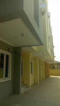 7 Units of 5 Bedroom Terrace Duplexes, Akora Estate, Adeniyi Jones, Ikeja, Lagos, Terraced Duplex for Sale