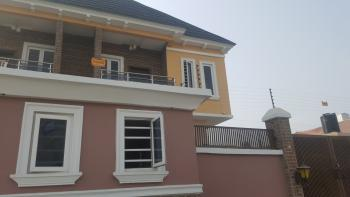 Brand New and Well Located 4 Bedroom Semi-detached House with En Suite Boys Quarters, Agungi, Lekki, Lagos, Semi-detached Duplex for Sale