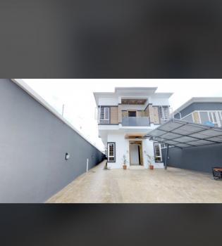 Luxury 5 Bedroom Fully Detached Duplex, Behind Circle Mall, Osapa, Lekki, Lagos, Detached Duplex for Sale