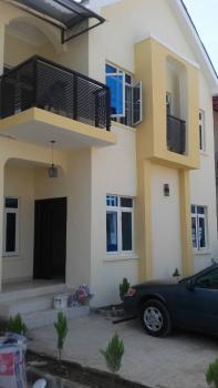 4 Bedroom Terrace Duplex with 1 Room Boys Quarter, Plot 608, Grandview Estate, Abubakar Usman Crescent, Off I.t. Igbani Street, Jabi, Abuja, Terraced Duplex for Sale