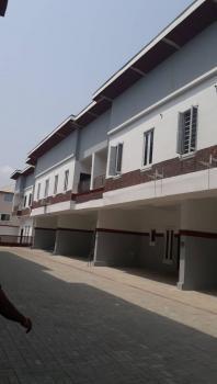 4 Bedroom Terrace Houses, Off Orchid Road, Lekki, Lagos, Terraced Duplex for Sale