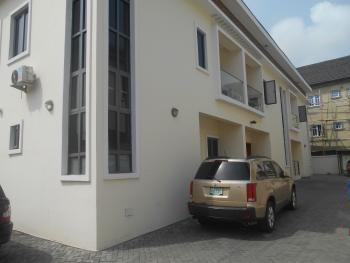 Luxury 4 Bedroom Terrace Duplex with Excellent Facilities, Osapa, Lekki, Lagos, Terraced Duplex for Rent