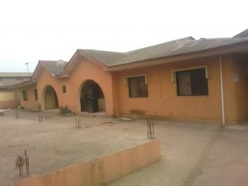 Functional Hotel of 10 Rooms with Vip on 2 Plots of Land, Agbado, Olambe, Ifo, Ogun, Hotel / Guest House for Sale