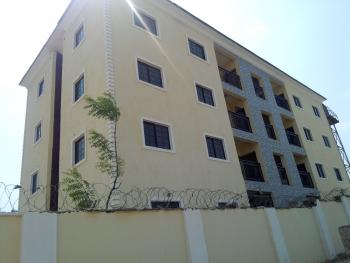 Tastefully Finished 2 Bedroom Flat, By Naval Quarters, Jahi, Abuja, Flat for Rent