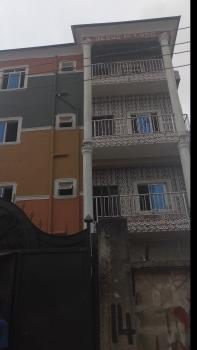 Newly Built 2 Bedroom Flat, Off Queens Street, Alagomeji, Yaba, Lagos, Flat for Rent
