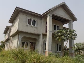 Uncompleted 4 Bedroom Fully Detached Duplex in a Gated Estate, Eden Garden Estate, Ajah, Lagos, Detached Duplex for Sale