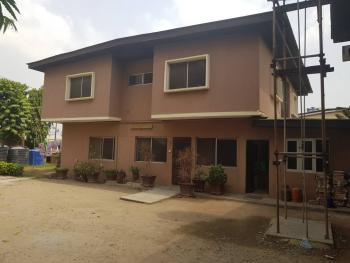 Commercial 4 Bedroom Detached House with 2 Rooms Boys Quarters, Gbagada Expressway Way, Gbagada Phase 2, Gbagada, Lagos, Detached Duplex for Rent