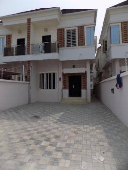Sparkling 4 Bedroom Luxury Semi-detached Duplex with a Rooms Boys Quarter, Ikota Villa Estate, Lekki, Lagos, Semi-detached Duplex for Sale