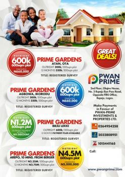 Enjoy Discounted Prices, Eko Atlantic City, Lagos, Mixed-use Land for Sale
