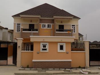 4 Bedroom Luxury Semi-detached Duplex with a Rooms Boys Quarter, Ikota Villa Estate, Lekki, Lagos, Semi-detached Duplex for Sale