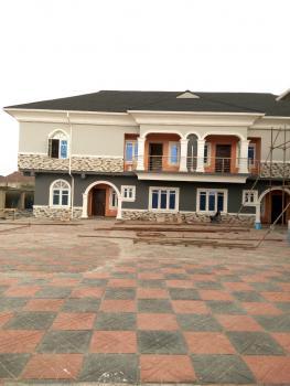 4 Bedroom Semi Detached Duplex + a Room Bq, Oladimeji Alo Street, Lekki Phase 1, Lekki, Lagos, Semi-detached Duplex for Rent