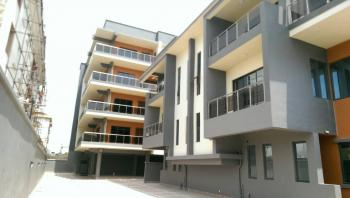 Four (4) Bedroom Pent Flat with One (1) Room Servant Quarter, Directly on Oba Palace Road, Oniru, Victoria Island (vi), Lagos, Flat for Sale