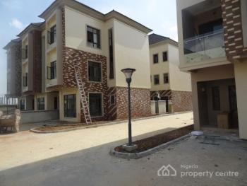 4 Bedroom Terraced Duplex + Bq for Rent Vally Stream Estate, Osapa, Lekki, Lagos  ₦3,000,000 per Annum, Osapa London, Osapa, Lekki, Lagos, Terraced Duplex for Rent
