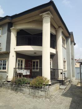 Luxury 7 Bedroom Duplex, 10, Olu Ogunyemi Street, Arowojobe Estate, Mende, Maryland, Lagos, Semi-detached Duplex for Rent