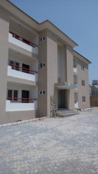 Newly Built & Exquisitely Finished 6 Units, 2 Bedroom Apartments, By Naf Conference Centre, Near Next Mall, Jahi, Abuja, Flat for Rent