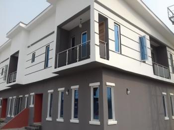 Luxury 3 Bedroom Terrace Duplex with 1 Room Bq, Orchid Hotel Area, Lekki, Lagos, Terraced Duplex for Sale