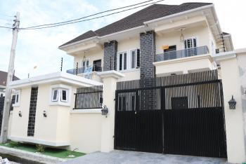 Brand New and Superbly Finished 4 Bedroom Semi-detached House with Boys Quarter, Eletu Way, Osapa, Lekki, Lagos, Semi-detached Duplex for Sale