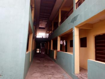 Well Built and Strategically Located 18 Units of Self-contained Hostel, Aluu, Choba, Choba, Port Harcourt, Rivers, Hostel for Sale
