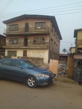 a Tenement 2-storey Building Convertible to Block of Flats, Off Old Ota Road, Dopemu, Agege, Lagos, Block of Flats for Sale