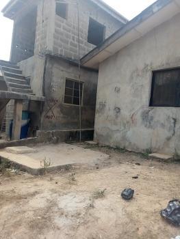 Fine 3 Bedroom Flat on Quarter Plot of Land, Oke Isegun, Command, Ipaja, Lagos, Semi-detached Bungalow for Sale