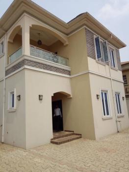 Brand New 4 Bedroom Detached Duplex with a Room Bq, Scheme One Gra, Oko-oba, Orile, Lagos, Detached Duplex for Sale