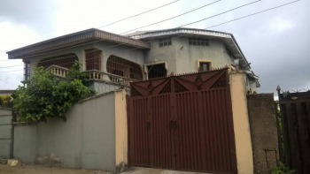 5 Bedroom Duplex with  2 Units of 2 Bedroom Flats at The Back, Ayetoro, Ijaniki, Ojo, Lagos, Detached Duplex for Sale