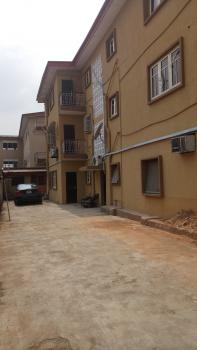 Newly Renovated 3 Bedroom All Rooms En Suite Flat, Johnson, Onike, Yaba, Lagos, Flat for Rent