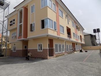 Tastefully Finished  4 Units 4 Bedroom Terrace Duplex, Ikate Elegushi, Lekki, Lagos, Terraced Duplex for Sale