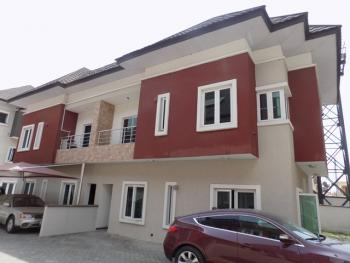 Super Luxury 4 Bedroom Semi Detached with Bq in a Serviced Estate, Ikate Elegushi, Lekki, Lagos, Semi-detached Duplex for Sale