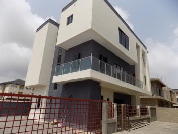 Super Finished Luxury 5 Bedroom Fully Detached Duplex with Bq in a Gated Estate, Ikate Elegushi, Lekki, Lagos, Detached Duplex for Sale