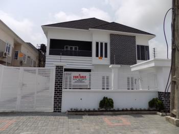 Tastefully Finished Fully Detacged Duplex in a Gated Estate, Before Lkota Estate, Lekki Expressway, Lekki, Lagos, Detached Duplex for Sale