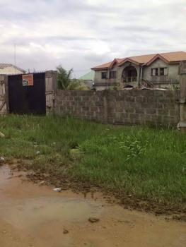 a Plot Measuring 700sqm with Fence and 2 Gates, Ijegun Egba, Satellite Town, Ojo, Lagos, Residential Land for Sale