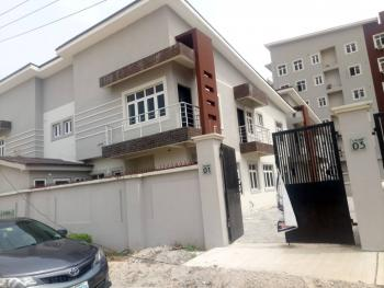 New Semi Detached 4 Bedroom Duplex, Victoria Island Extension, Victoria Island (vi), Lagos, Semi-detached Duplex for Rent