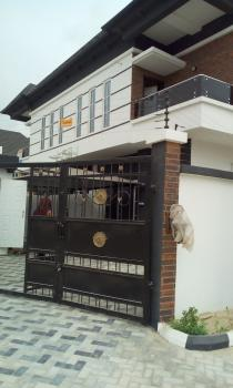 4 Bedroom Semi Detached Duplex with 1 Bq, Chevy View Estate, Lekki, Lagos, Semi-detached Duplex for Sale