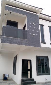 Newly Built 4 Bedroom Semi Detached Duplex with 1 Bq, Chevy View Estate, Lekki, Lagos, Semi-detached Duplex for Sale