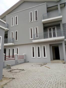 Newly Built 4 Bedroom Terrace Duplex with a Maids Room, Chevron, Lekki Phase 1, Lekki, Lagos, Terraced Duplex for Sale