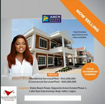 Land, Eleko, Ibeju Lekki, Lagos, Residential Land for Sale