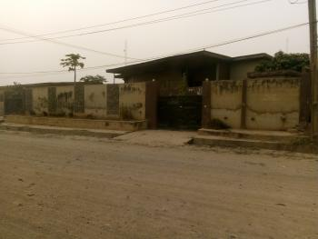 Structurally Sound and Spacious 4-bedroom Detached Bungalow + 2-bedroom Boys' Quarter in a Fantastic Location, Along 7up Road, Close to Mobil, Oluyole Estate, Ibadan, Oyo, Detached Bungalow for Rent