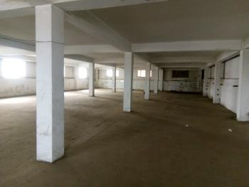 Accessible and Spacious Showroom of Approximately 400sqm with Tarred Road Access, Ogunpa/dugbe Area, Ibadan, Oyo, Warehouse for Rent