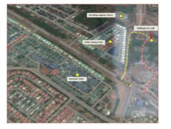 C of O Residential Land, Sunnyvale, Lokogoma District, Abuja, Residential Land for Sale