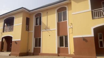Luxury and Tastefully Serviced 4 Bedroom Twin Duplex with Bq, Ac, Gen, Wuse 2, Abuja, Semi-detached Duplex for Rent